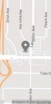 Map of 15509 Devonshire St in Mission Hills