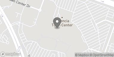Map of 24201 W Valencia Blvd in Valencia