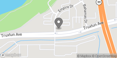 Map of 4180 Truxtun Ave in Bakersfield