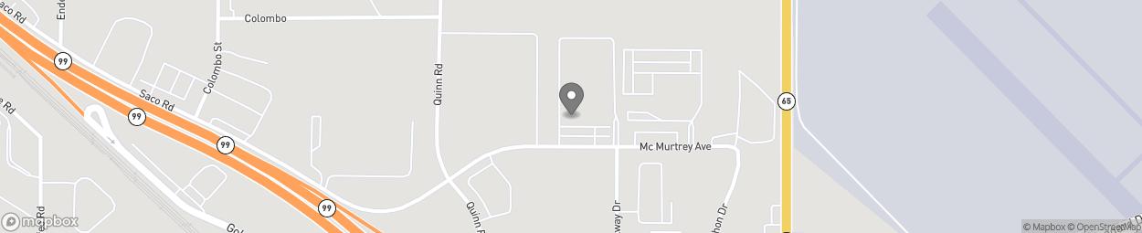 Carte de 34928 McMurtrey Ave à Bakersfield