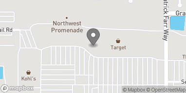Map of 9160 Rosedale Hwy in Bakersfield