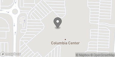 Map of 1321 N Columbia Center Blvd in Kennewick