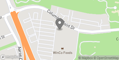 Map of 107 Columbia Point Dr in Richland