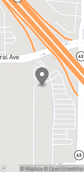 Map of 3120 Floral Ave in Selma