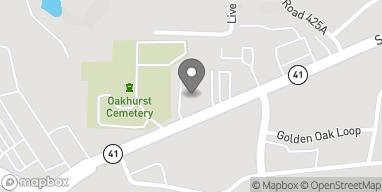 Mapa de 40208 Highway 41 en Oakhurst