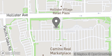 Map of 7060 Marketplace Dr in Goleta