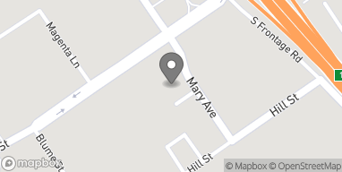 Map of 110 S Mary St in Nipomo