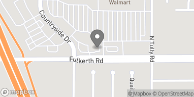 Map of 2201 Fulkerth Rd in Turlock