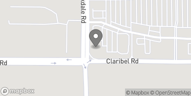 Mapa de 2207 Claribel Rd en Riverbank