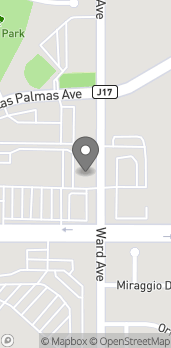 Mapa de 1015 Sperry Ave en Patterson