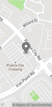 Mapa de 1860 Prairie City Rd en Folsom