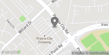 Map of 1860 Prairie City Rd in Folsom