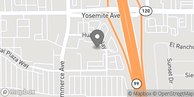 Mapa de 1460 Hulsey Rd en Manteca
