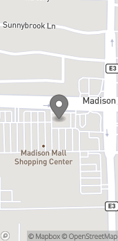 Mapa de 8888 Madison Avenue en Fair Oaks