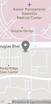 Map of 2030 Douglas Blvd in Roseville