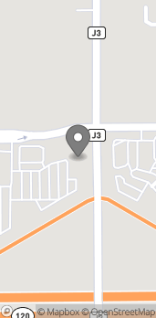 Map of 2124 Daniels Street in Manteca