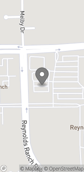 Map of 2610 Reynolds Ranch Pkwy in Lodi