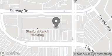 Map of 6726 Stanford Ranch Rd in Roseville