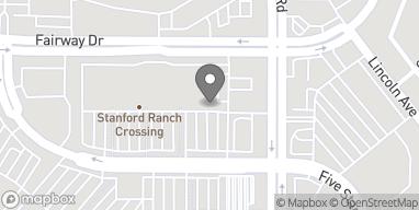 Mapa de 6726 Stanford Ranch Rd en Roseville