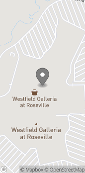 Map of 1151 Galleria Blvd in Roseville