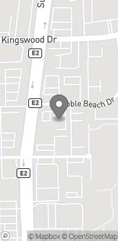 Mapa de 5550 Sunrise Blvd en Citrus Heights