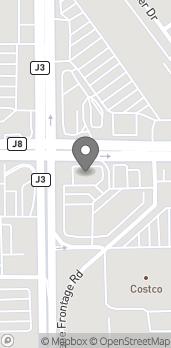 Map of 7860 W Lane in Stockton