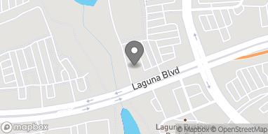 Mapa de 9170 W Stockton Blvd en Elk Grove