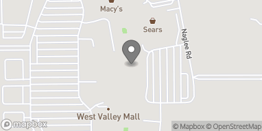 Map of 3200 N Naglee Rd in Tracy
