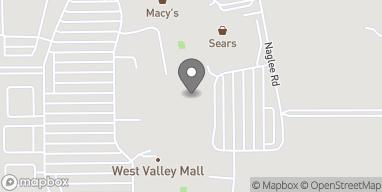 Mapa de 3200 N Naglee Rd en Tracy