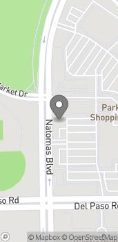 Map of 4670 Natomas Blvd in Sacramento