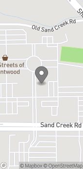 Map of 2465 Sand Creek Rd in Brentwood