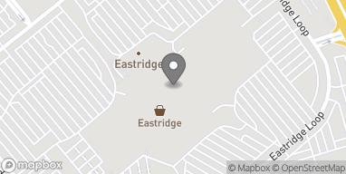 Map of 2200 Eastridge Loop in San Jose