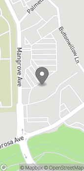 Map of 692 Mangrove Ave in Chico