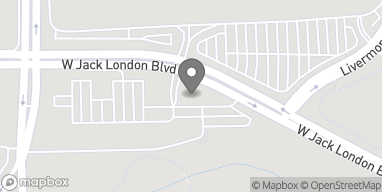 Map of 3030 Jack London Blvd in Livermore