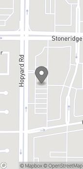 Map of 4747 Hopyard Rd in Pleasanton
