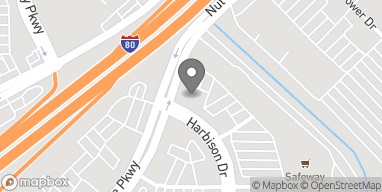 Map of 2000 Harbison Dr in Vacaville