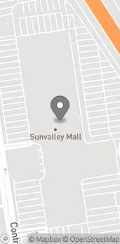 Map of 402 Sun Valley Mall in Concord