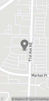 Map of 8933 Market Place NE in Lake Stevens