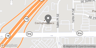 Map of 27112 167th Place S.E in Covington