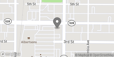 Map of 319 State Ave in Marysville