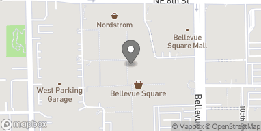 Map of 180 Bellevue Square in Bellevue
