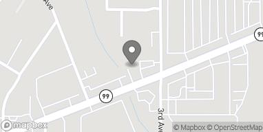 Map of 221 SE Everett Mall Way in Everett