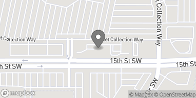Map of 1038 Outlet Collection Way SW in Auburn
