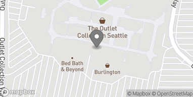 Map of 1101 Outlet Collection Way in Auburn