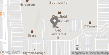 Map of 2800 Southcenter Mall Blvd in Tukwila
