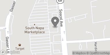 Map of 253 Soscol Ave in Napa
