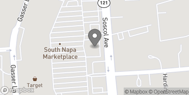 Map of 253 Soscol Ave in Napa