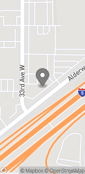 Map of 3225 Alderwood Mall Boulevard in Lynnwood