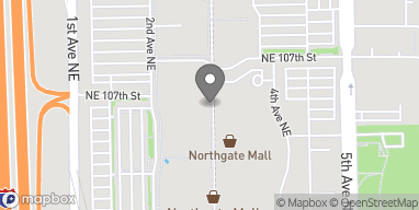 Map of 401 NE Northgate Way in Seattle