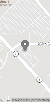 Map of 20401 Mountain Highway East in Spanaway